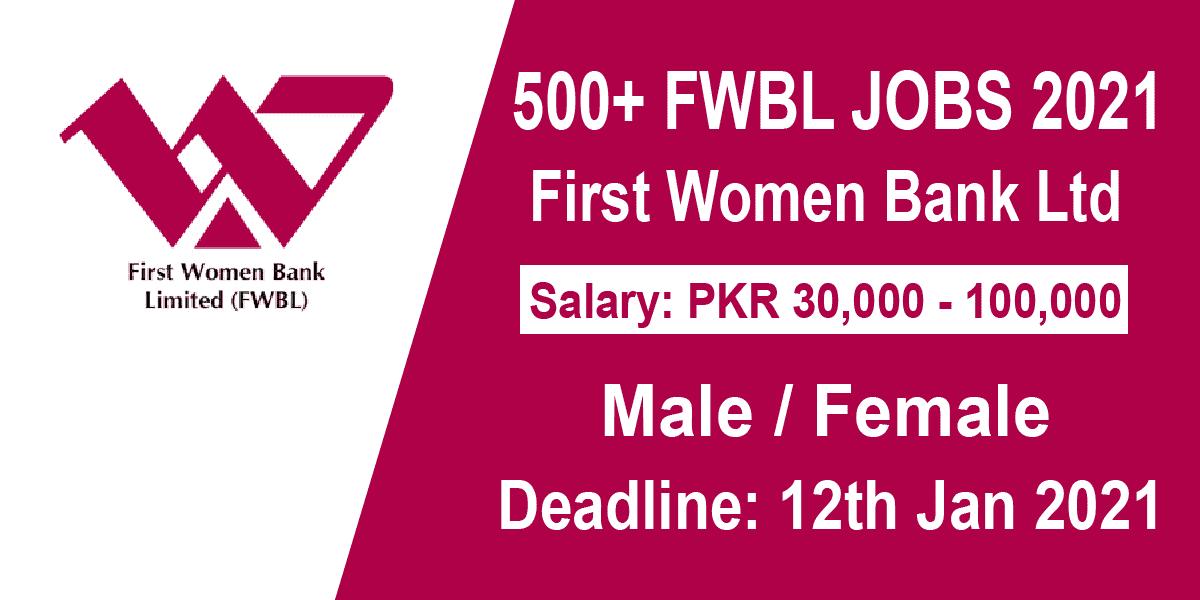 FWBL jobs