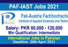 PAF-IAST Jobs