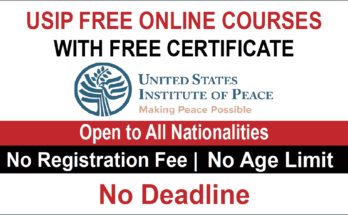 USIP Free Online Courses