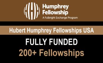 Hubert Humphrey Fellowships