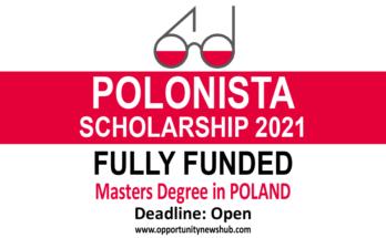 POLONISTA Scholarship
