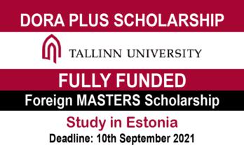 Dora Plus Scholarship