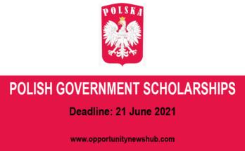 Polish Government Scholarships