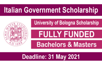 University Of Bologna Scholarship