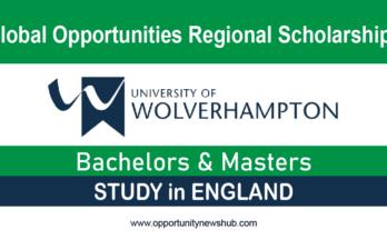 Global Opportunities Regional Scholarships