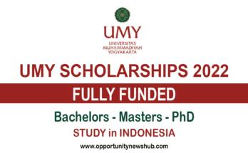 UMY Scholarships