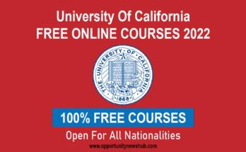 University Of California Free Online Courses