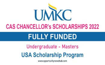 CAS Chancellor's Scholarships