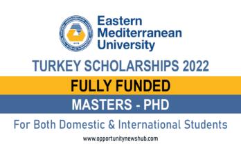 East Mediterranean University Scholarships