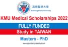 KMU Medical Scholarships
