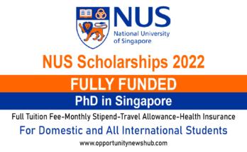 NUS Scholarship