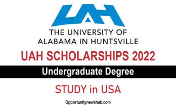 UAH Scholarships