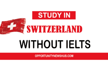 Study in Switzerland Without IELTS