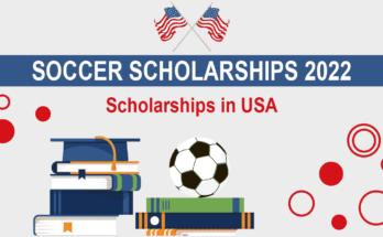 Soccer Scholarships in USA 2022